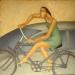 "N006 ""Велосипедистка"""